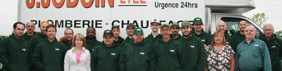Your plumbing career at Plomberie J.Jodoin